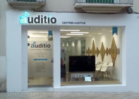 Construcciones Puente Romano - Local Auditio - 01