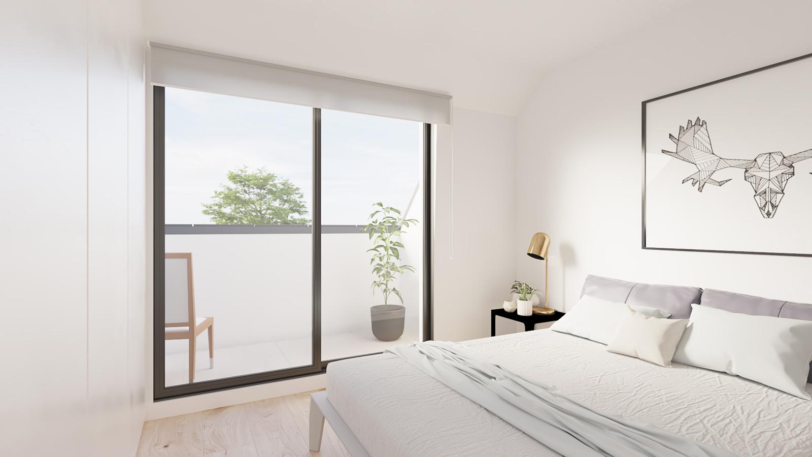 Edificio Tahona Design situado en Pozuelo de Alarcón